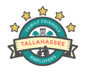 Tallahassee Family First Workplaces Logo